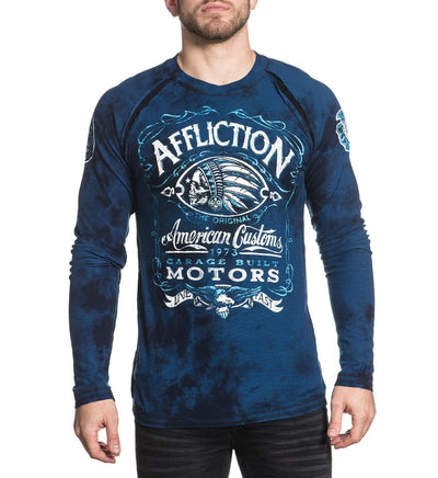 Mens Long Sleeve Tees - Prohibition