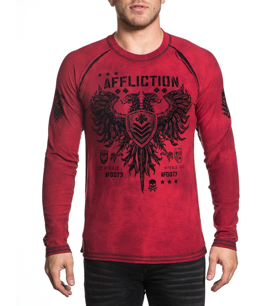 Mens Long Sleeve Tees - Value