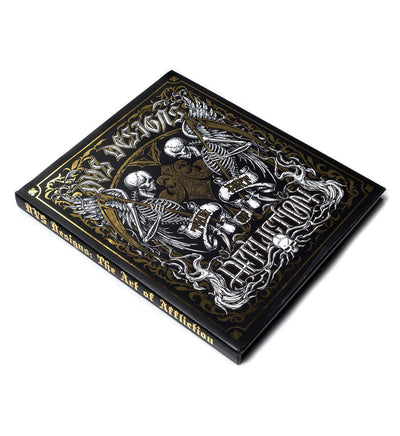 DVS DESIGNS: THE ART OF AFFLICTION BOX SET - Mens Other Accessories - Affliction Clothing