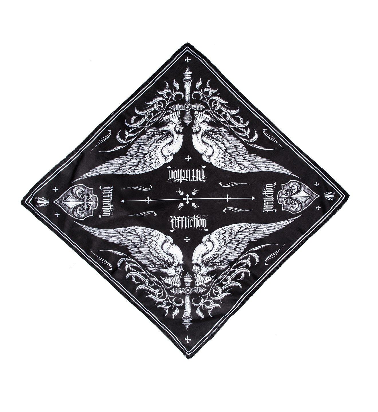 Power Tour Bandana - Mens Other Accessories - Affliction Clothing