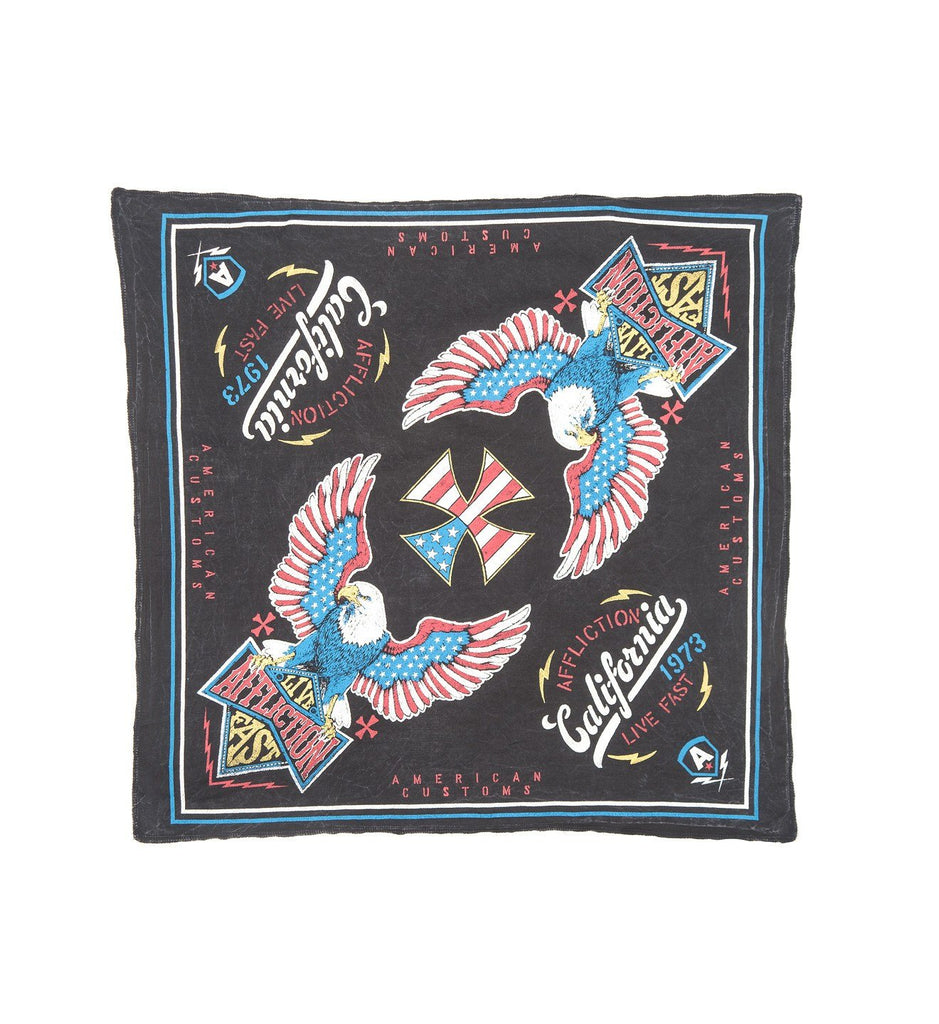 Mens Other Accessories - Twin Turbo Bandana