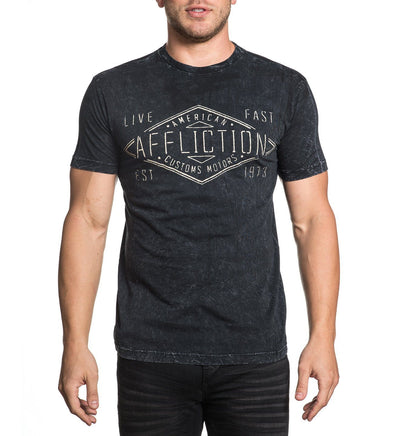 Mens Short Sleeve Tees - AC Double Jeopardy