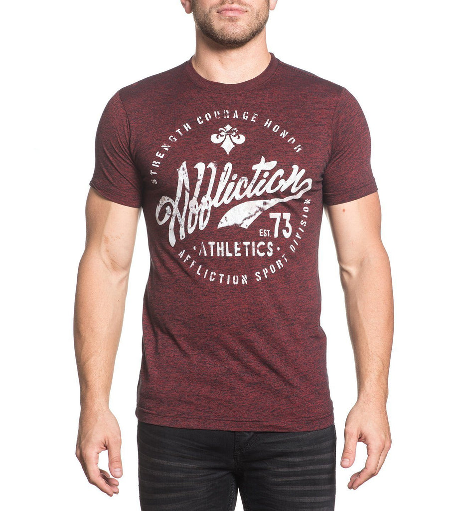 Mens Short Sleeve Tees - AF Athletics