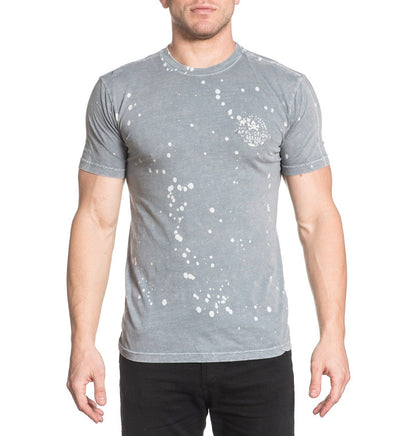 AFF Garage - Mens Short Sleeve Tees - Affliction Clothing