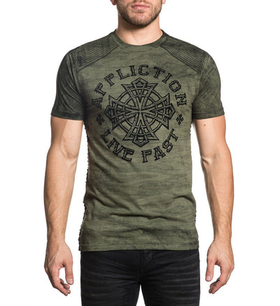 Mens Short Sleeve Tees - Battlefront