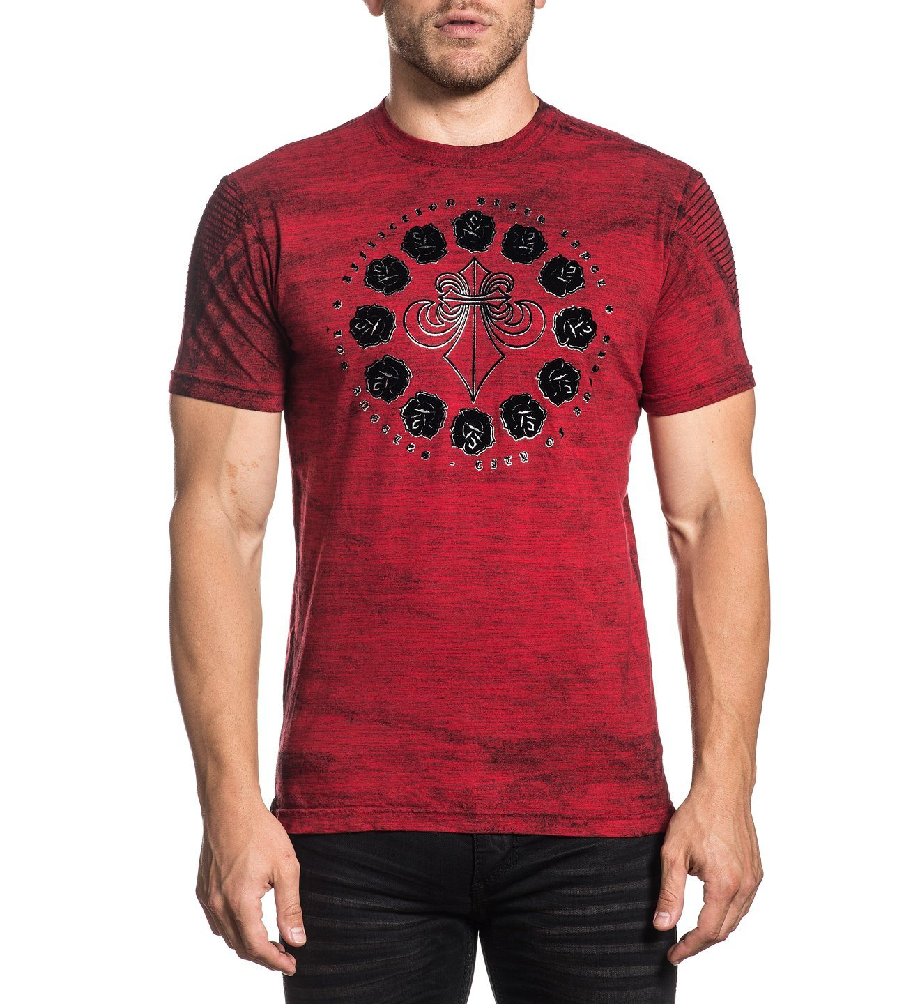 Circle Of Souls - Mens Short Sleeve Tees - Affliction Clothing