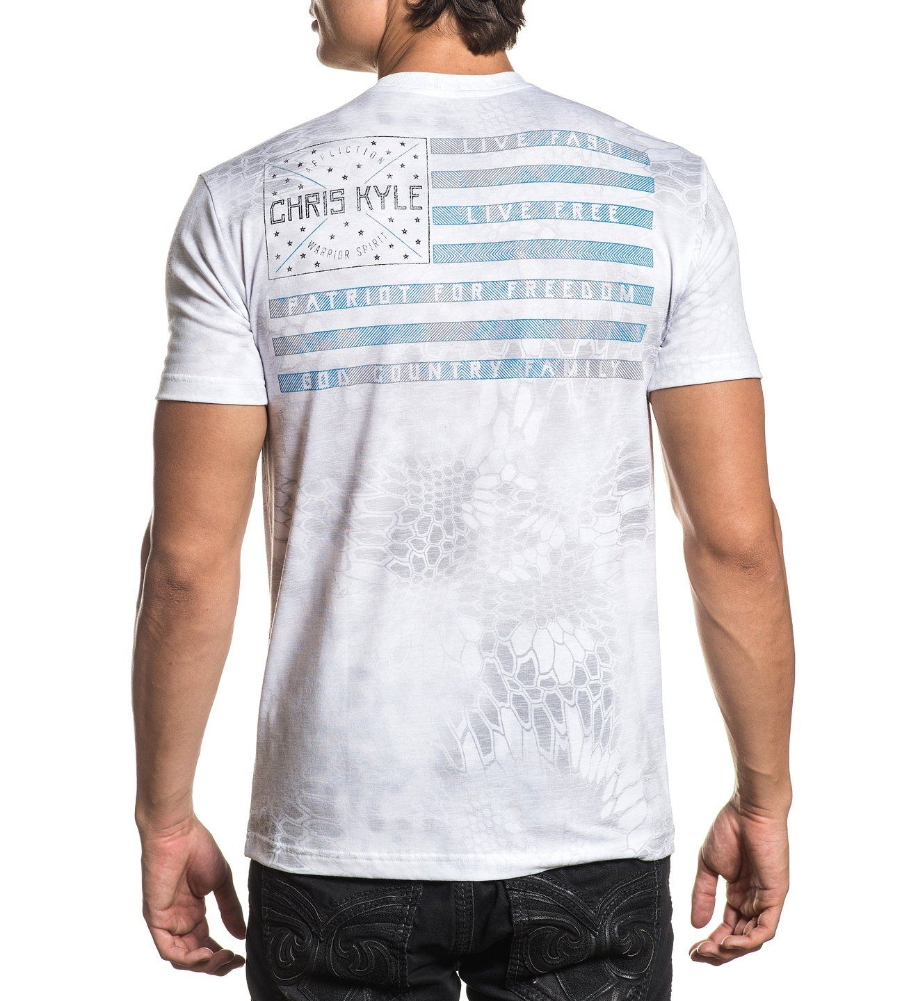 Ck Coordinates - Mens Short Sleeve Tees - Affliction Clothing