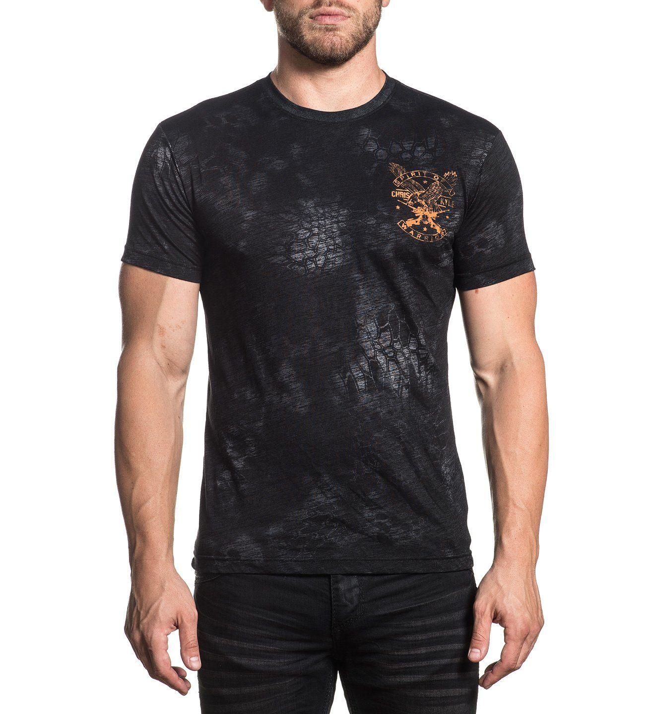 Ck Freedom - Mens Short Sleeve Tees - Affliction Clothing