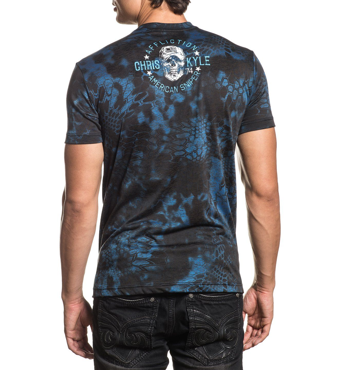 Ck Legendary - Mens Short Sleeve Tees - Affliction Clothing
