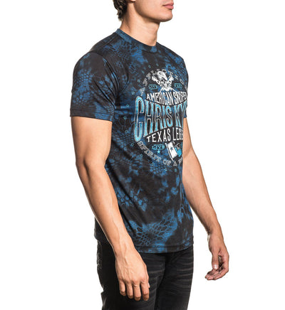 Mens Short Sleeve Tees - Ck Legendary
