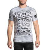 Mens Short Sleeve Tees - Don't Tread