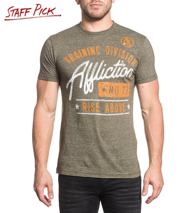 Mens Short Sleeve Tees - Elite Standard