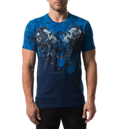 Farewell - Mens Short Sleeve Tees - Affliction Clothing