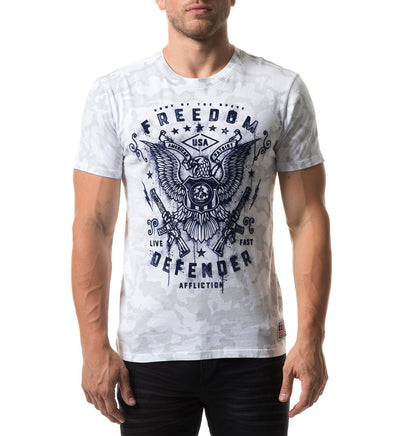 Fd Smash - Mens Short Sleeve Tees - Affliction Clothing