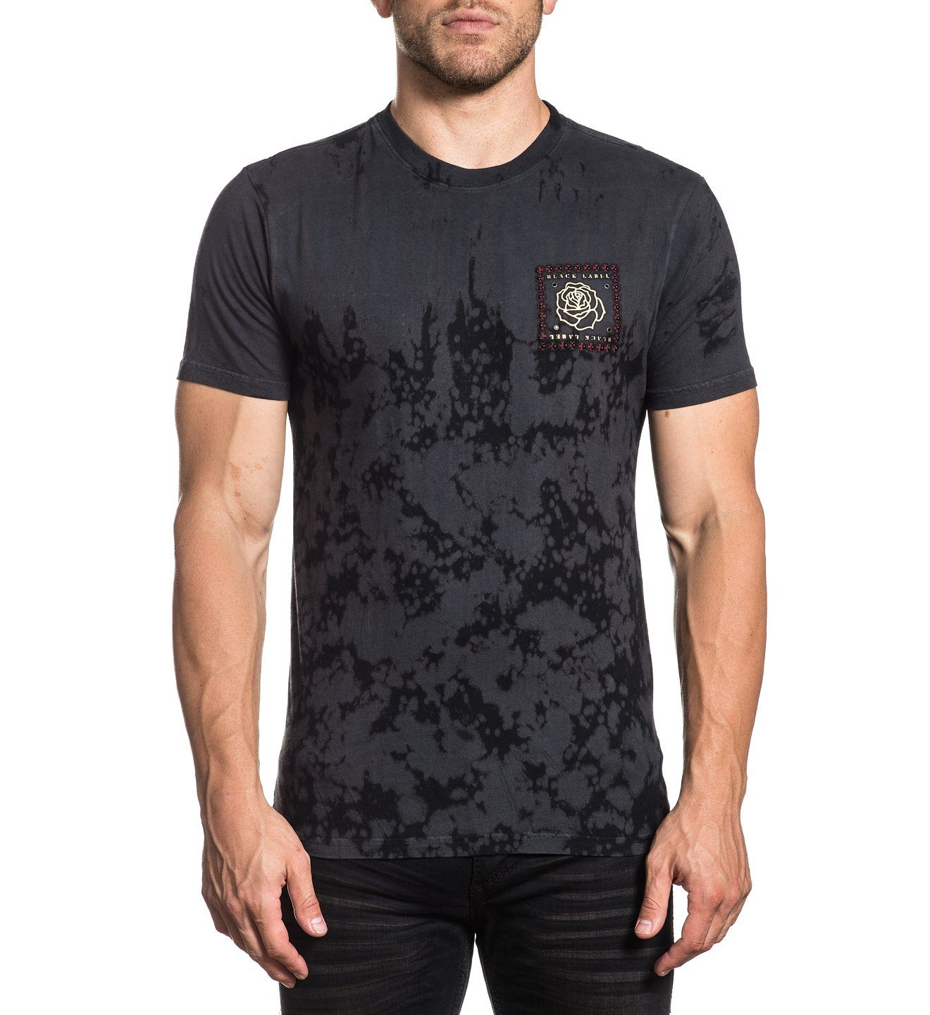 Forever Cross - Mens Short Sleeve Tees - Affliction Clothing
