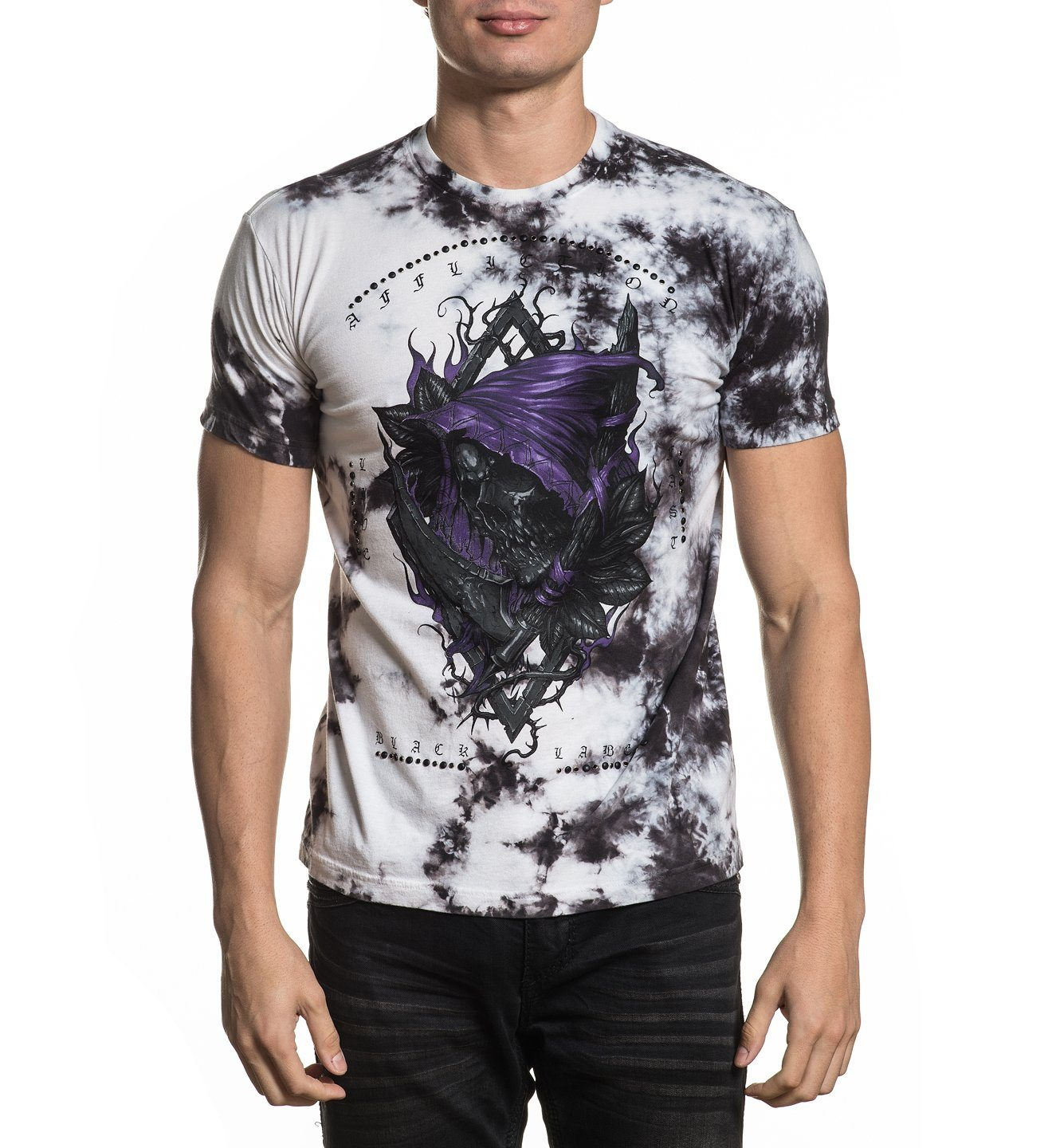 Mens Short Sleeve Tees - Forged In Dust