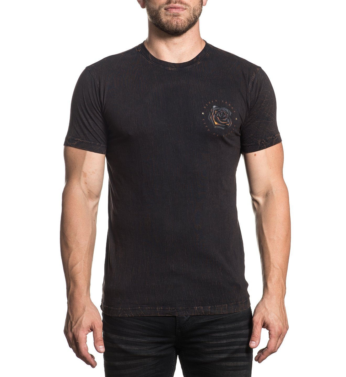 Forged In Faith - Mens Short Sleeve Tees - Affliction Clothing