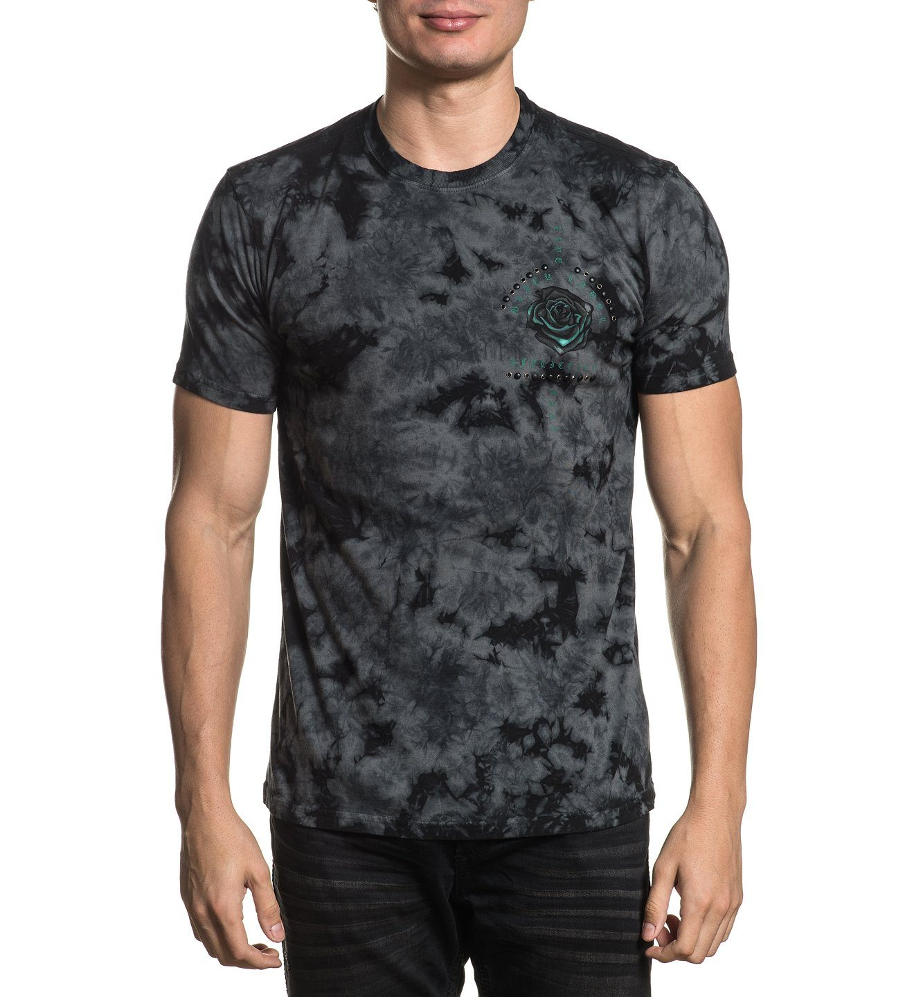 Forged In Sands - Mens Short Sleeve Tees - Affliction Clothing
