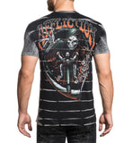 Mens Short Sleeve Tees - Hell Rider