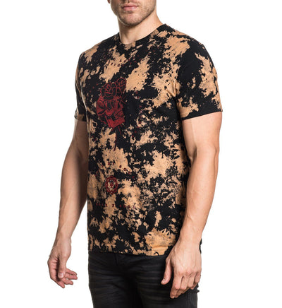 Intersected - Mens Short Sleeve Tees - Affliction Clothing