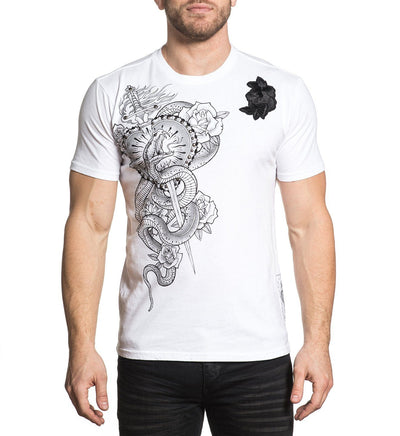 Iscariot - Mens Short Sleeve Tees - Affliction Clothing