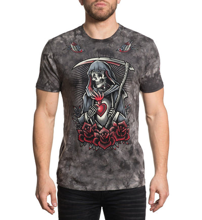 Love Lost - Mens Short Sleeve Tees - Affliction Clothing