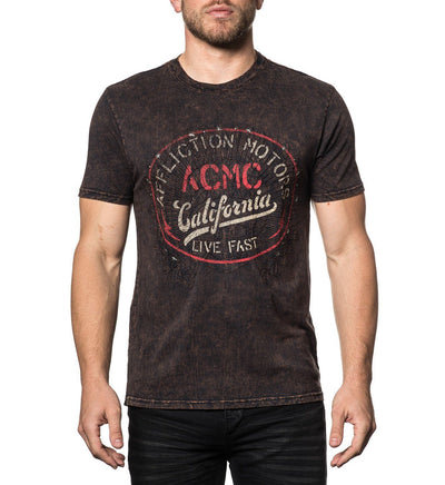 Mens Short Sleeve Tees - Screamin Eagle