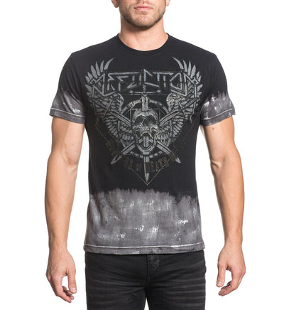Setlist - Mens Short Sleeve Tees - Affliction Clothing