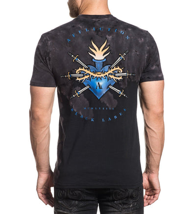 Souls Of Faith - Mens Short Sleeve Tees - Affliction Clothing