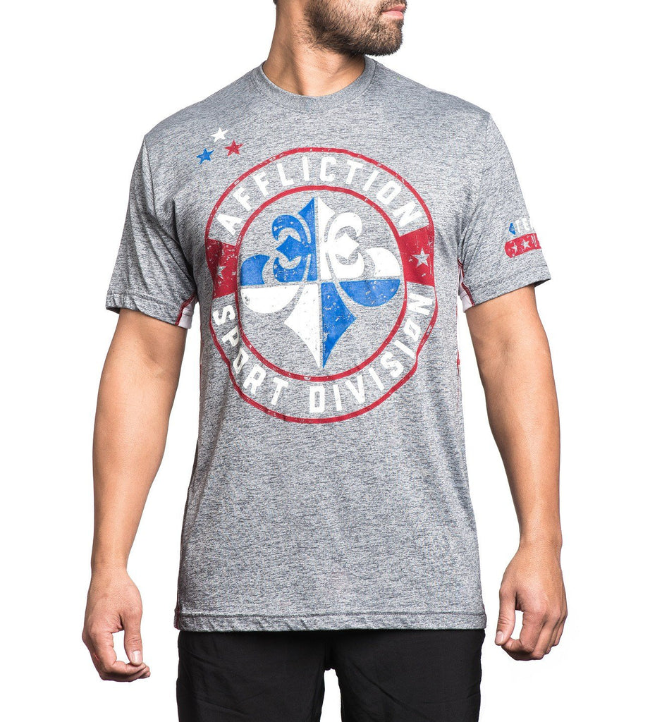 Mens Short Sleeve Tees - Sport USA