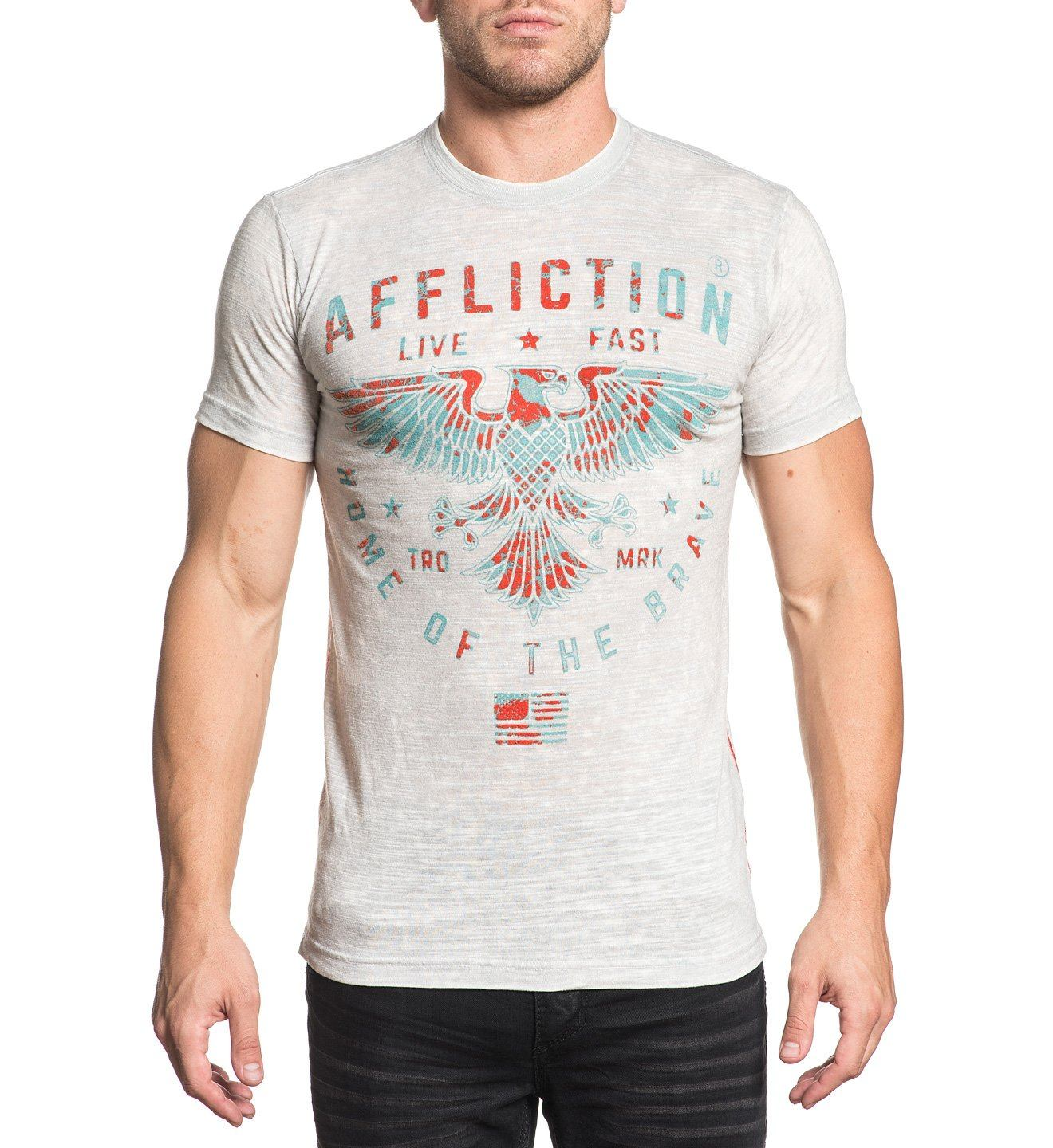 Mens Short Sleeve Tees - Standard Athletics