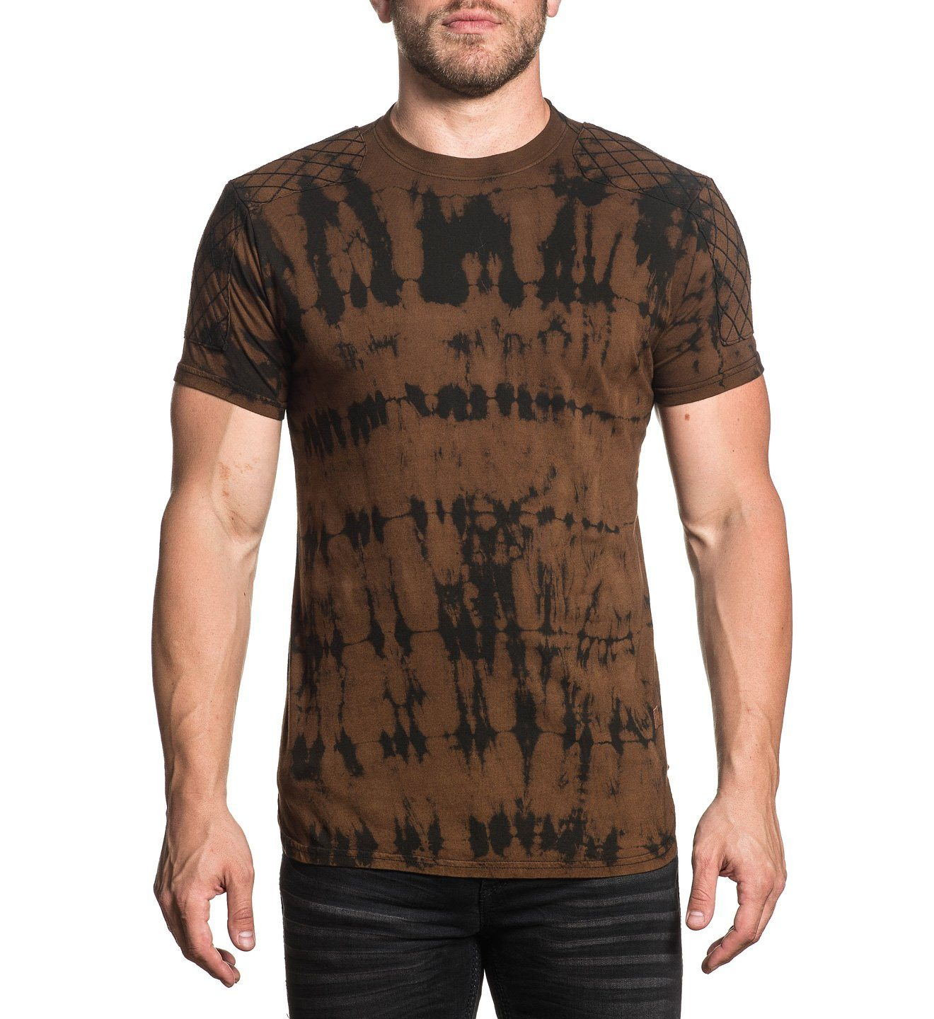 Standard Supply M-082 - Mens Short Sleeve Tees - Affliction Clothing