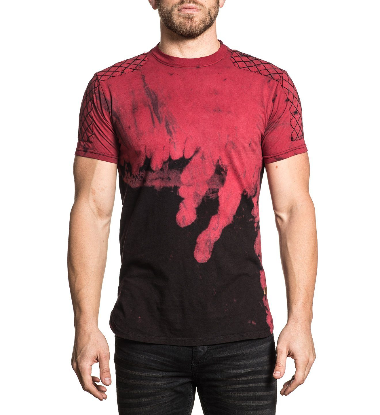 Standard Supply M-083 - Mens Short Sleeve Tees - Affliction Clothing