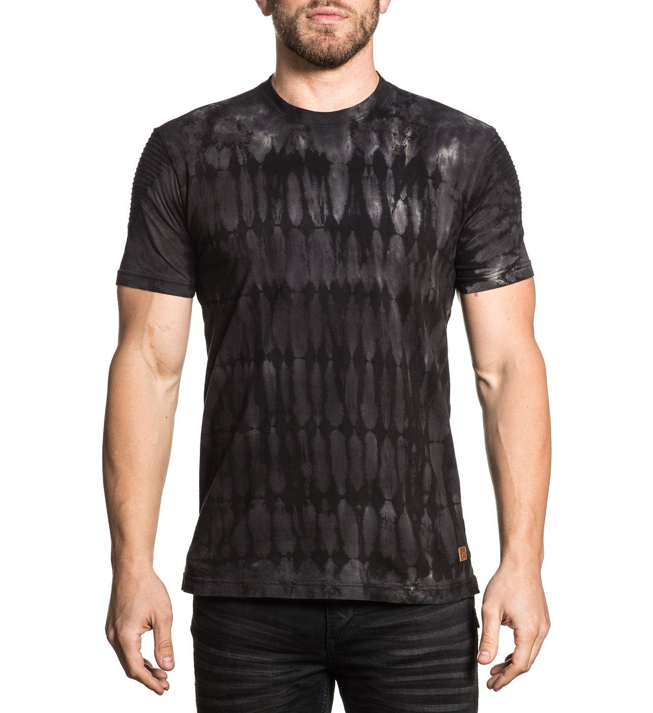 Standard Supply M-084 - Mens Short Sleeve Tees - Affliction Clothing