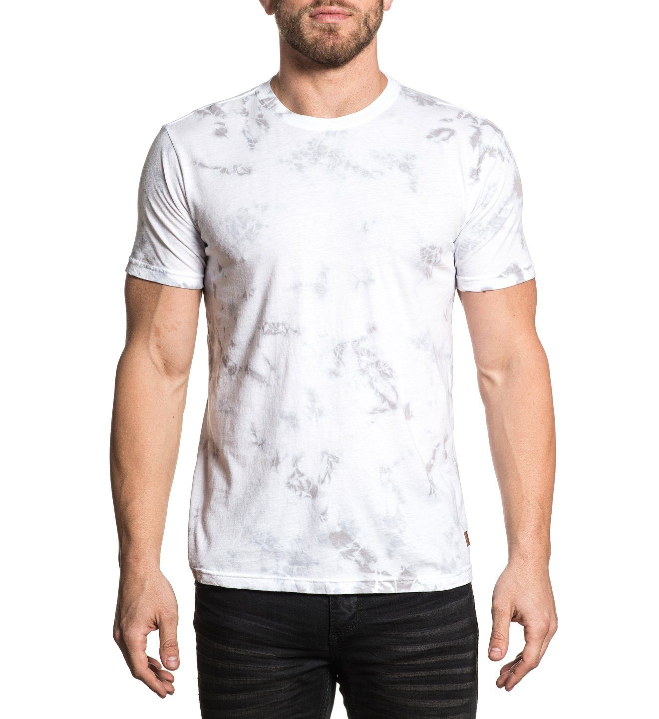 Standard Supply M-095 - Mens Short Sleeve Tees - Affliction Clothing