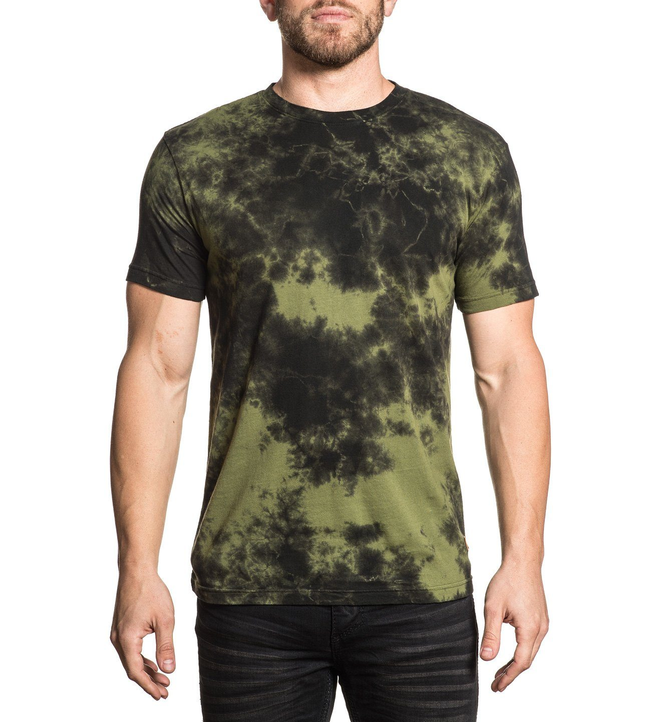 Mens Short Sleeve Tees - Standard Supply M-098