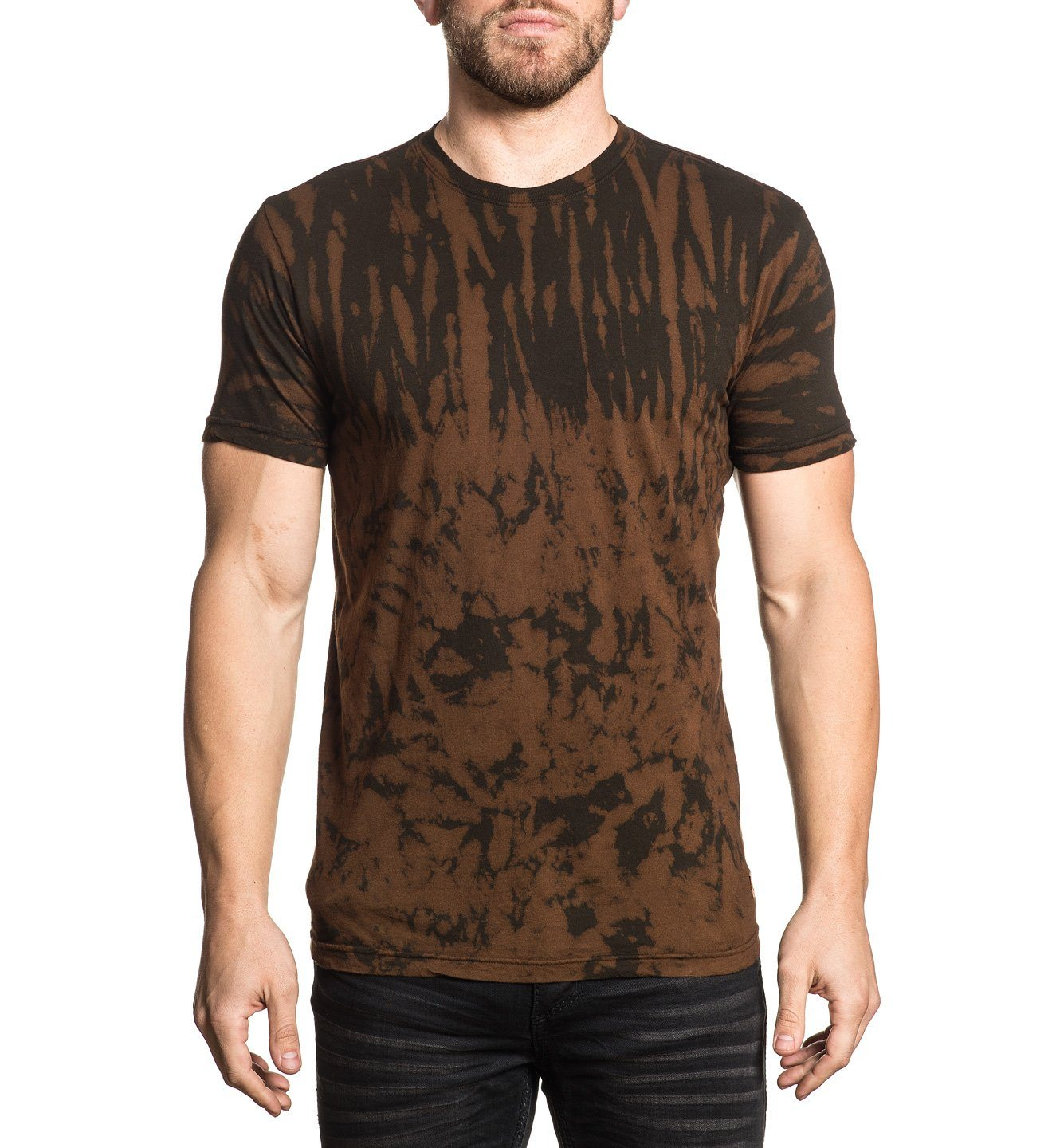 Standard Supply M-101 - Mens Short Sleeve Tees - Affliction Clothing