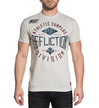 Mens Short Sleeve Tees - Surplus Division