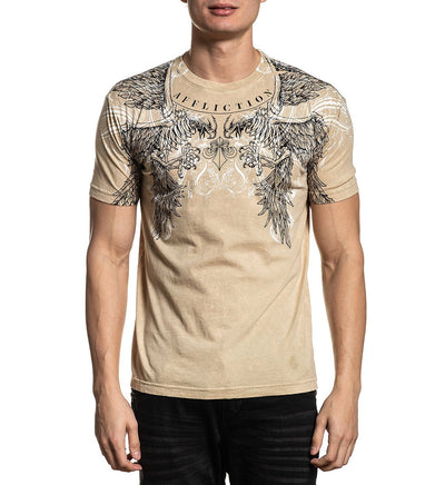 Talons Out - Mens Short Sleeve Tees - Affliction Clothing