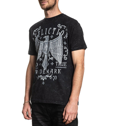 Tried Fate - VIP - Mens Short Sleeve Tees - Affliction Clothing