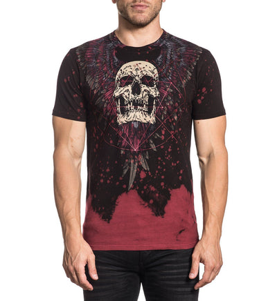 Unknowable - Mens Short Sleeve Tees - Affliction Clothing