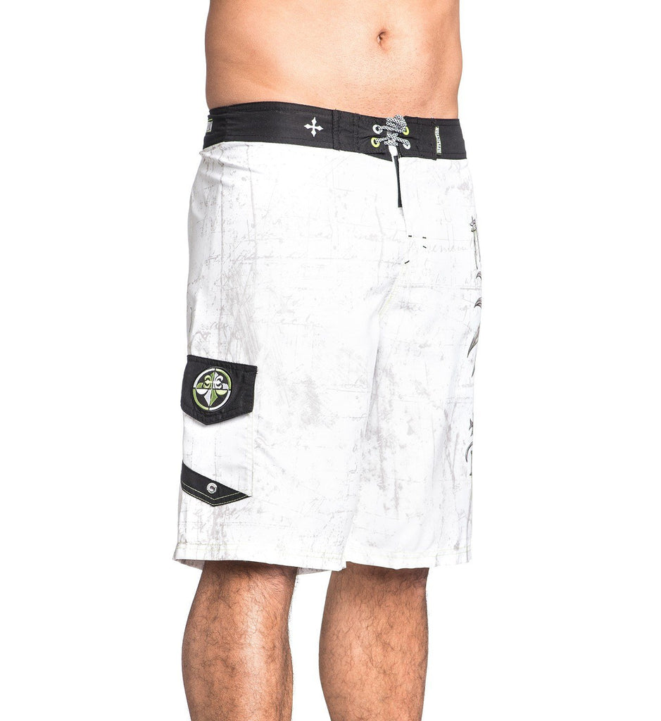 Mens Shorts And Boardshorts - Blackbird Boardshort