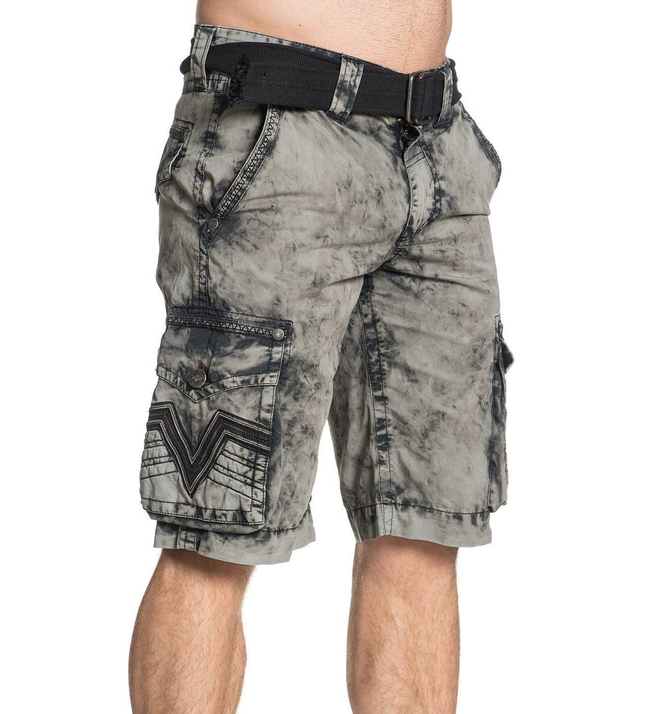 Mens Shorts And Boardshorts - Bottom Turn Cargo Short