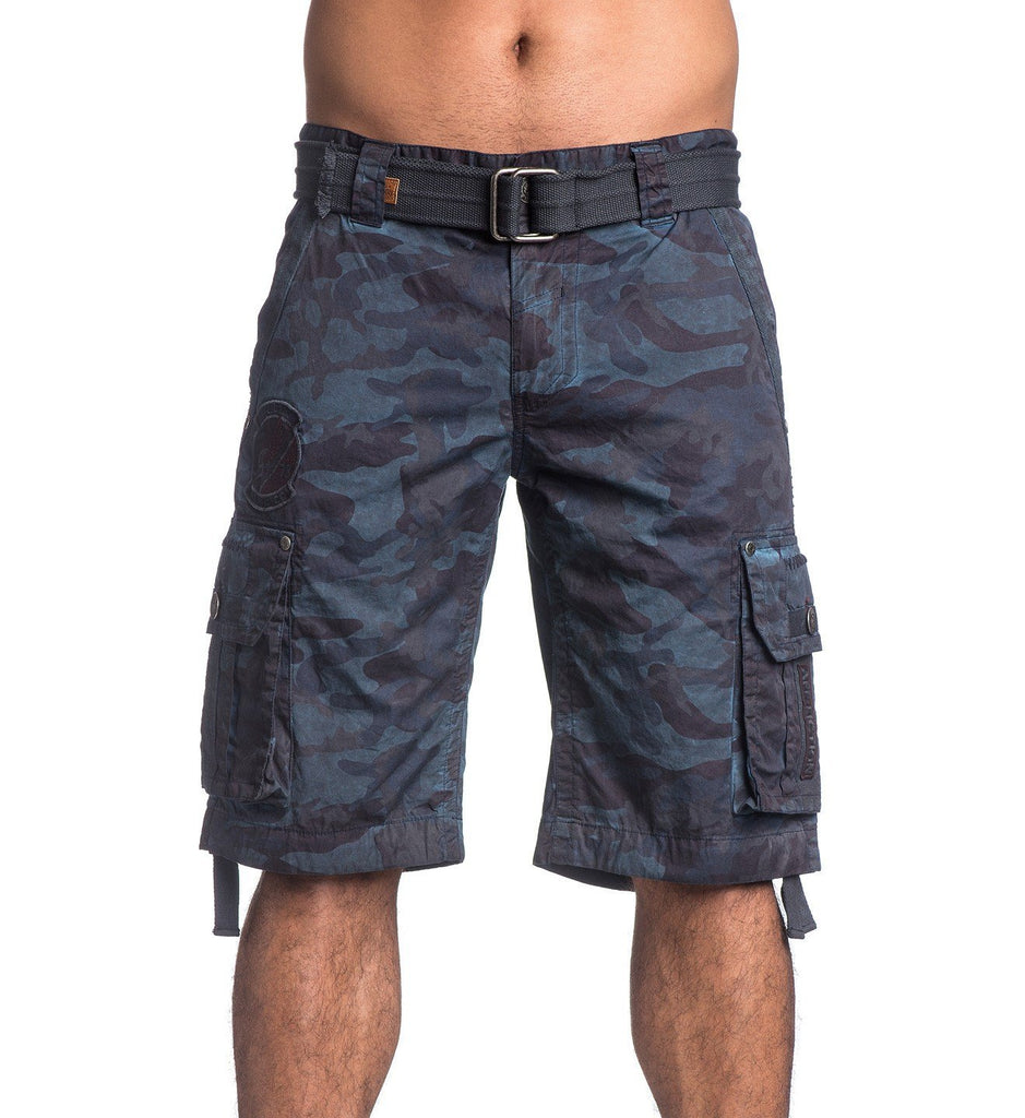 Mens Shorts And Boardshorts - Break Out Cargo Short