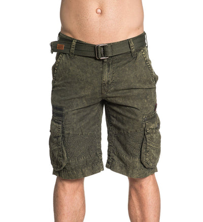 Hayden Shorts - Mens Shorts And Boardshorts - Affliction Clothing