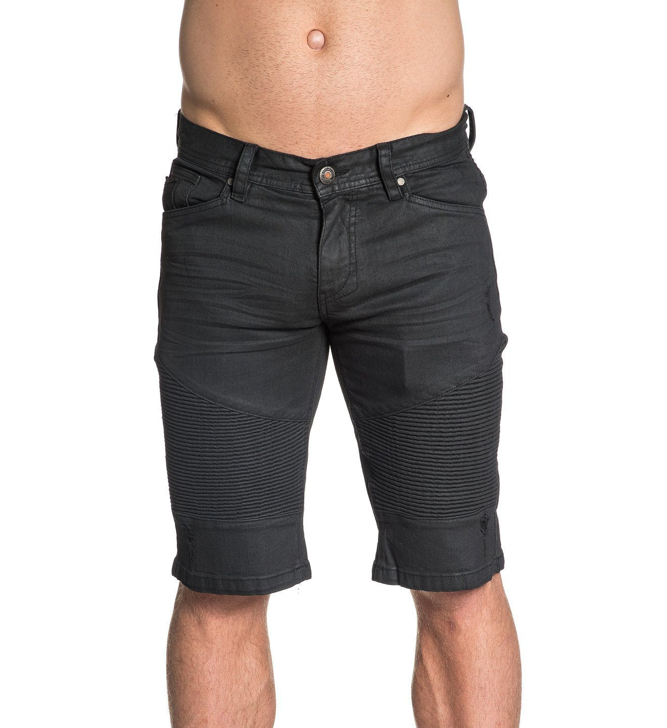 Quentin Shorts - Mens Shorts And Boardshorts - Affliction Clothing