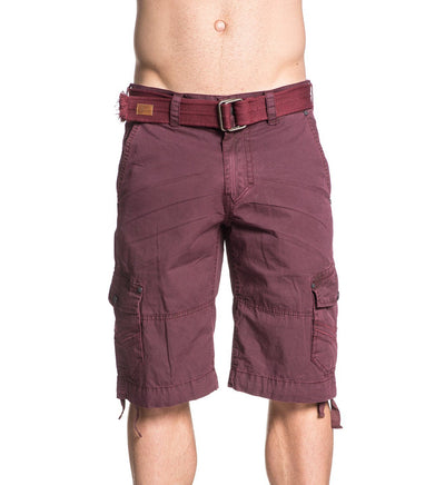 Sumner Cargo Short - Mens Shorts And Boardshorts - Affliction Clothing