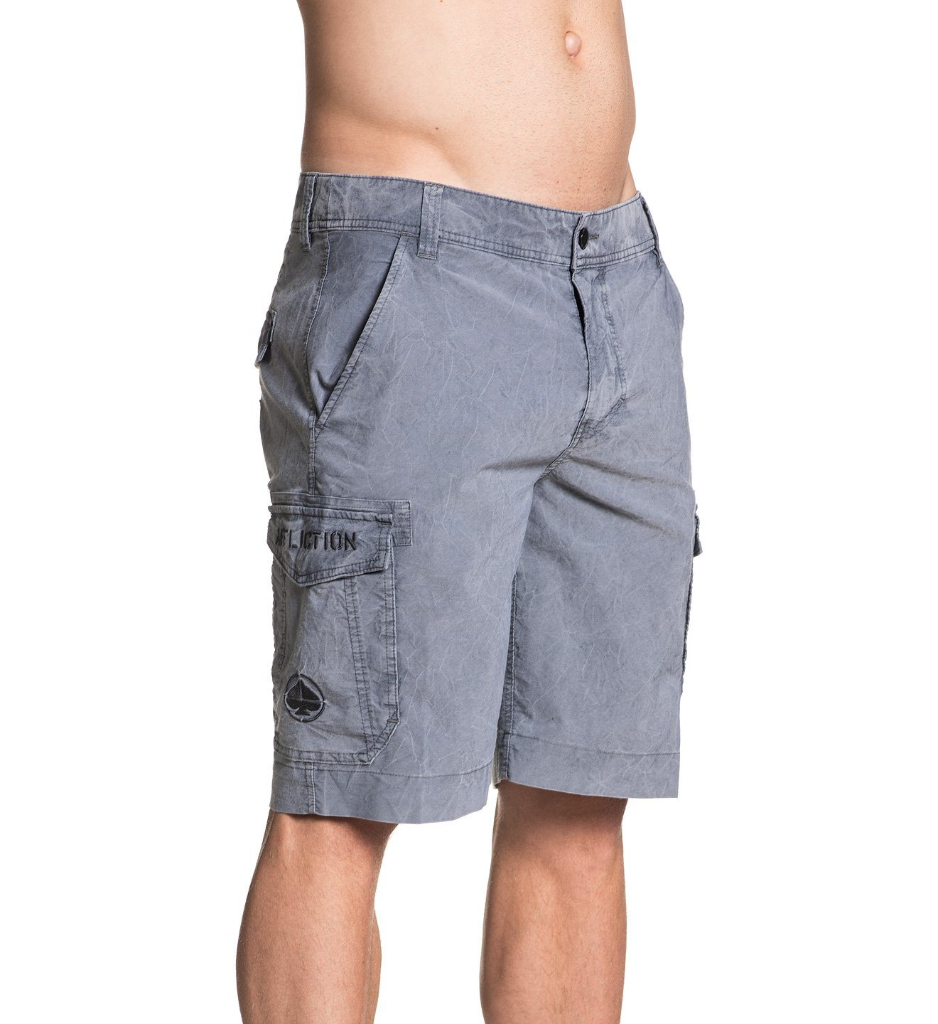 Wallace Shorts - Mens Shorts And Boardshorts - Affliction Clothing