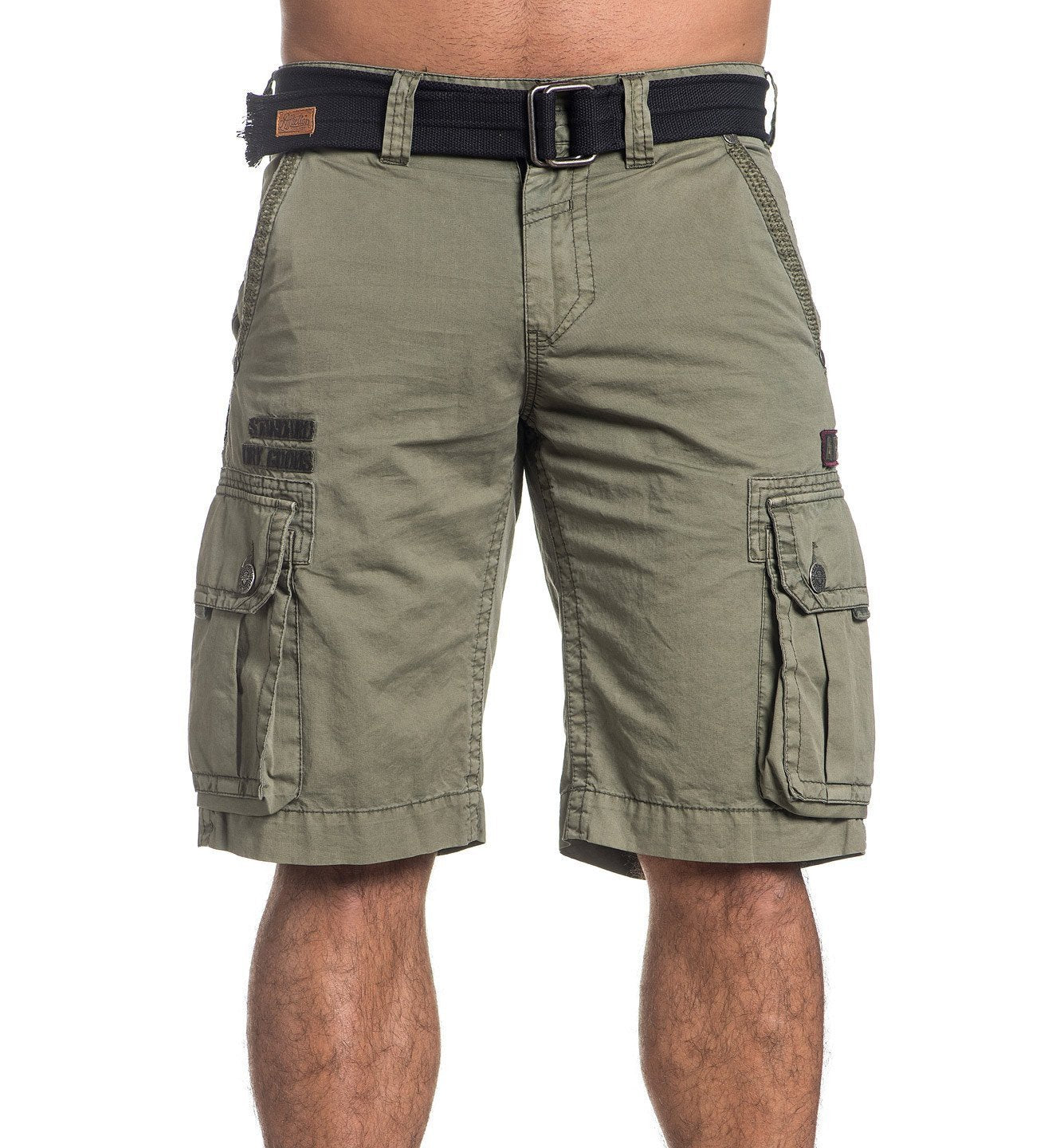 Windtalkers - Mens Shorts And Boardshorts - Affliction Clothing