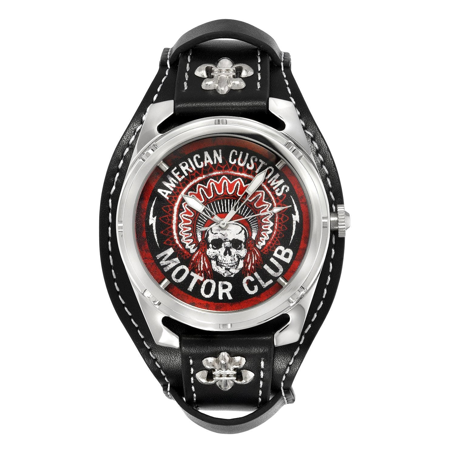 Ac Chief Watch - Mens Watches - Affliction Clothing
